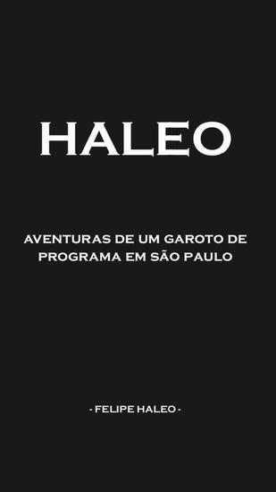 HALEO - Aventuras De Um Garoto De Programa Em São Paulo - cover