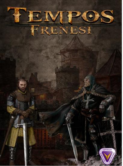 Tempos Frenesi - cover