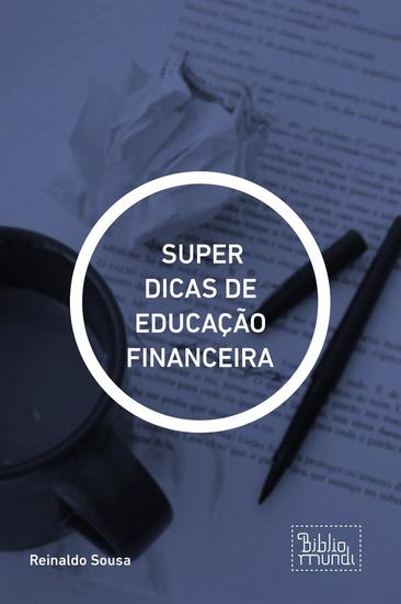 Super dicas de educação financeira - cover
