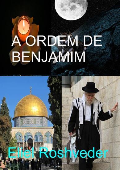 A Ordem de Benjamim - O mistério dos sete trovões do Apocalipse - cover