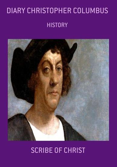 Diary chistopher columbus - cover