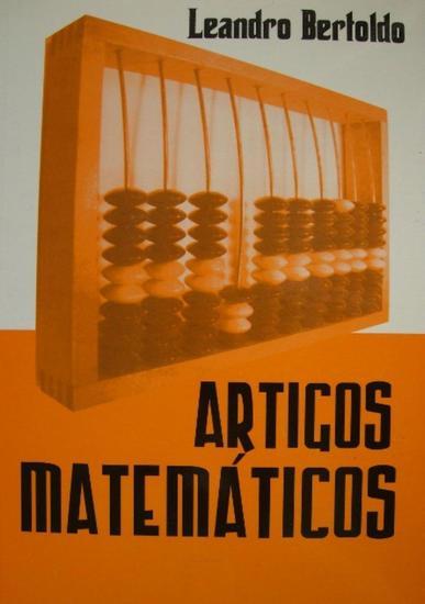 Artigos Matemáticos - cover