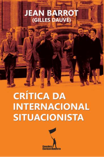 Crítica da Internacional Situacionista - cover