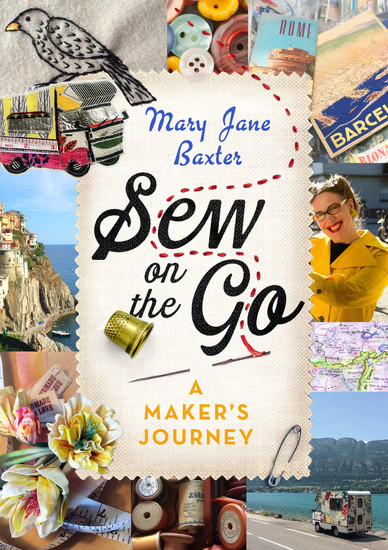 Sew on the Go - A Maker's Journey - cover