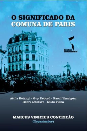 O Significado da Comuna de Paris - cover