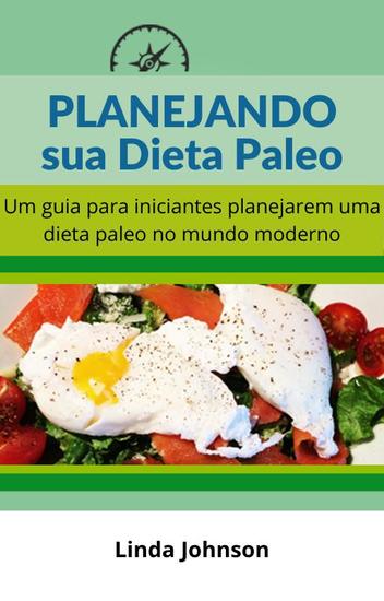 Planejando sua Dieta Paleo - cover