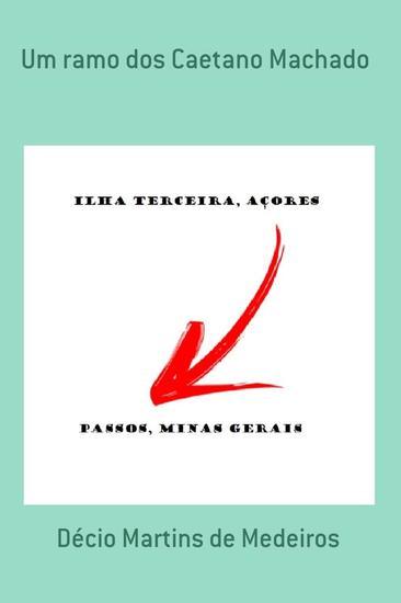 Um ramo dos Caetano Machado - cover