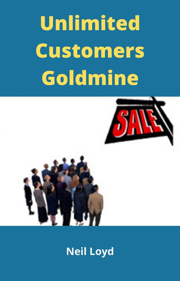 Unlimited Customers Goldmine - cover