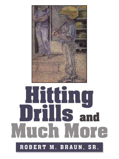 Hitting Drills and Much More - cover
