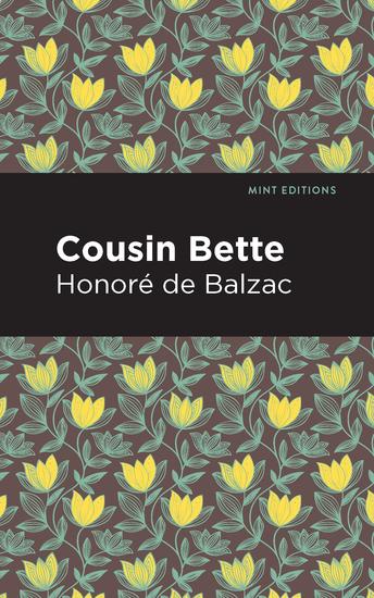 Cousin Bette - cover