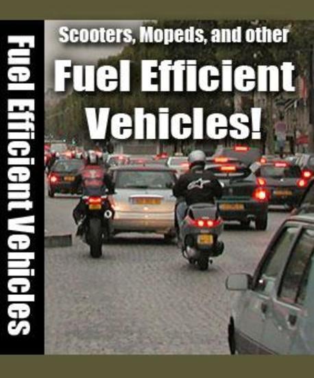 Fuel Efficient Vehicles - cover