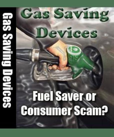 Gas Saving Devices - cover