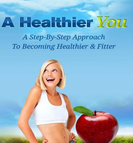 A Healthier You - cover