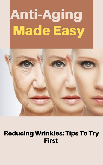 Anti Aging Made Easy - cover