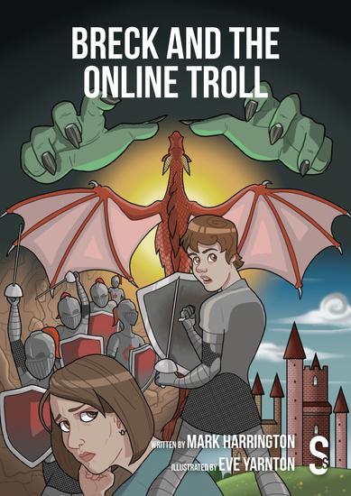Breck and the Online Troll - cover
