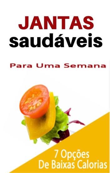 Jantas Saudaveis - Para Uma Semana - cover