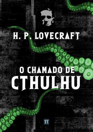 O Chamado de Cthulhu - cover