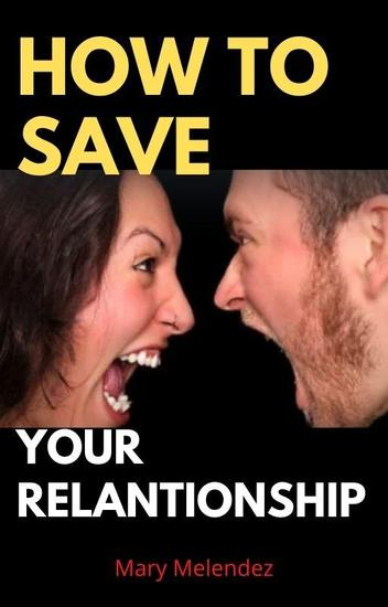 How to save your relationship - cover