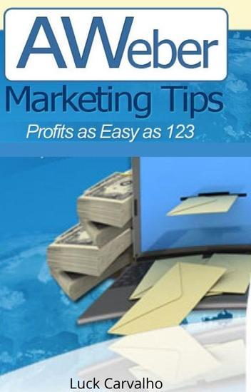Aweber Marketing Tips - cover