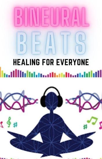 Binaural Beats Healing For Everyone - cover