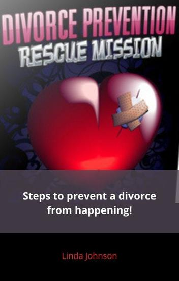 Divorce Prevention Rescue Mission - cover