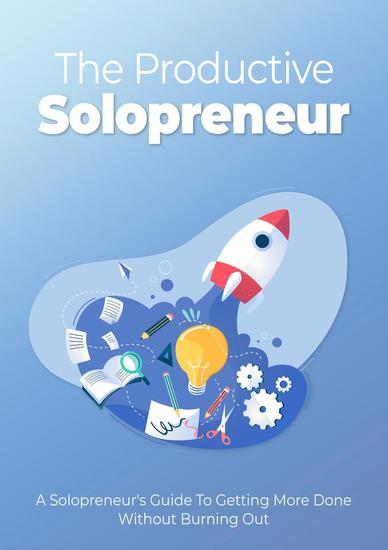 The Productive Solopreneur - cover