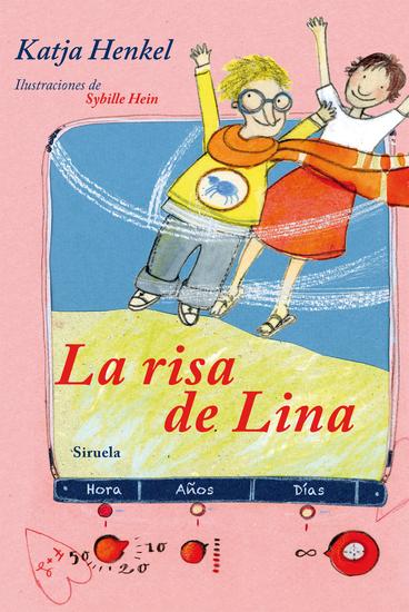 La risa de Lina - cover