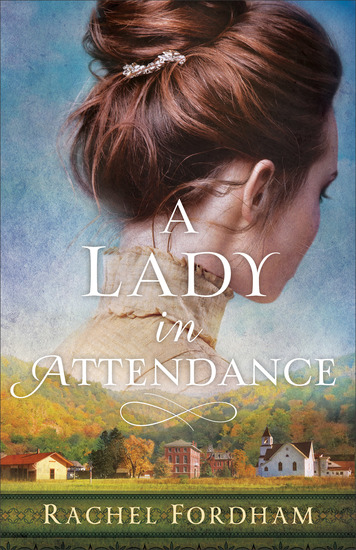 A Lady in Attendance - cover