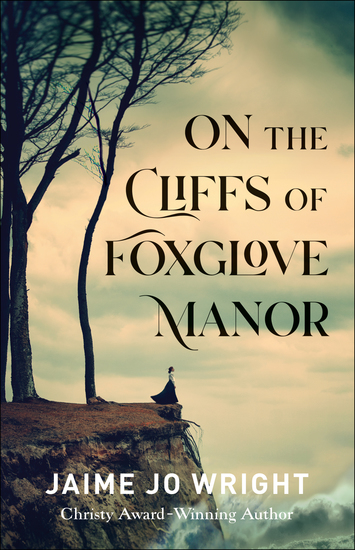 On the Cliffs of Foxglove Manor - cover
