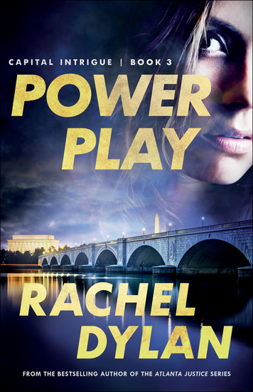 Power Play (Capital Intrigue Book #3) - cover