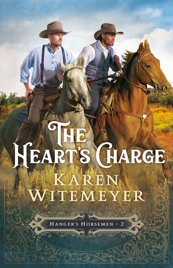 The Heart's Charge (Hanger's Horsemen Book #2) - cover