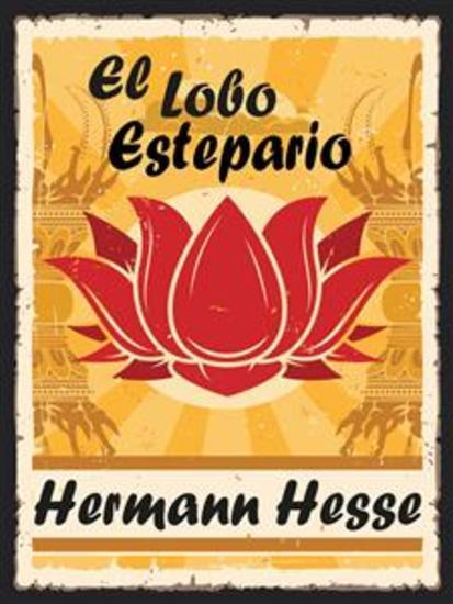El Lobo Estepario - cover