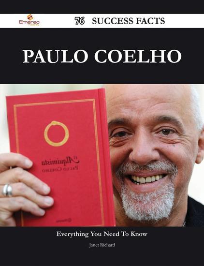 paulo coelho biography essay