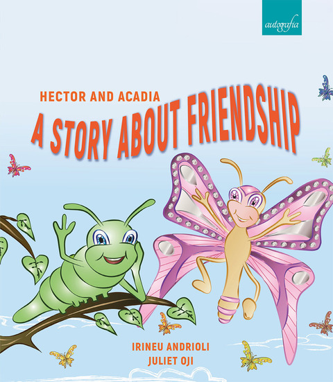 Hector and Acadia - a story about friendship - cover