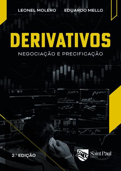 Derivativos – Negociação e precificação 2º edição - Negociação e precificação - cover