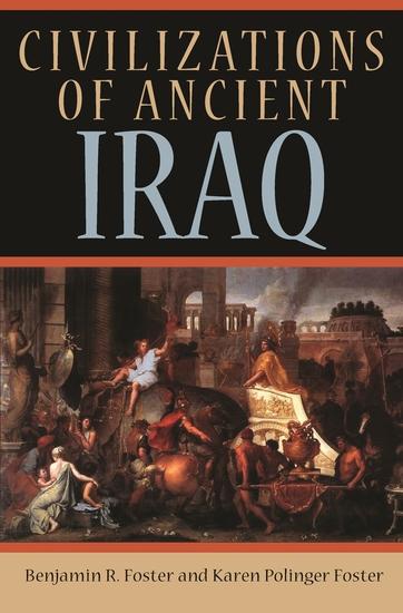 Civilizations of Ancient Iraq - cover