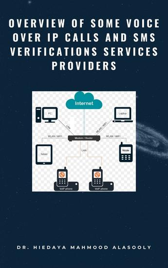 Overview of Some Voice Over IP Calls and SMS Verifications Services Providers - cover