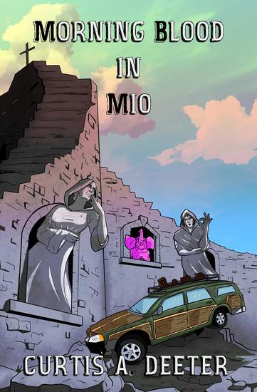 Morning Blood in Mio - cover