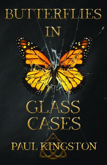 Butterflies In Glass Cases - cover