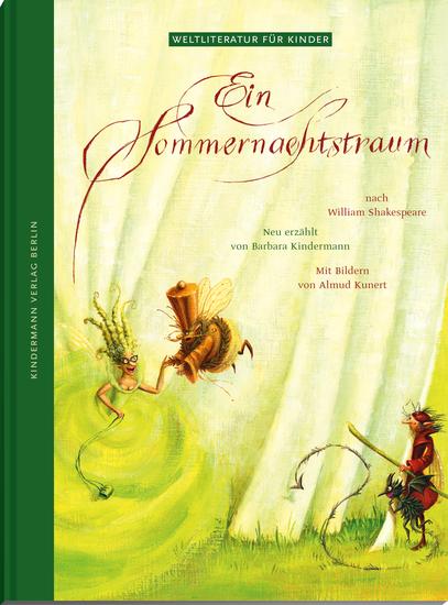 Ein Sommernachtstraum - Nach William Shakespeare - cover