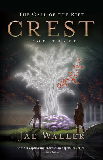 The Call of the Rift: Crest - cover