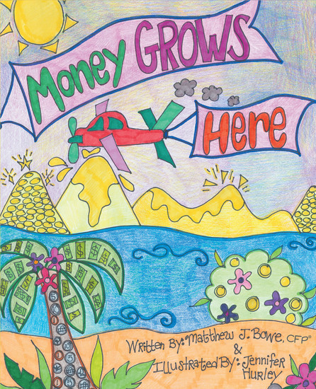 Money Grows Here - cover