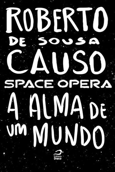A alma de um mundo - Space Opera - cover