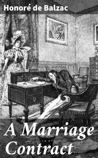 A Marriage Contract - cover