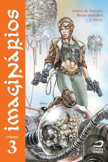 Imaginários - Contos de fantasia ficção científica e terror - Volume 3 - cover