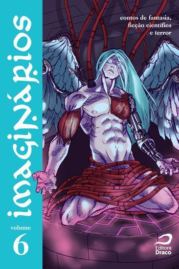 Imaginários - Contos de fantasia ficção científica e terror - Volume 6 - cover