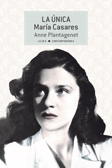 La Única María Casares - cover