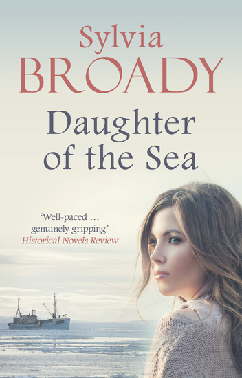 Daughter of the Sea - The unforgettable story of families and secrets - cover