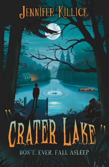 Crater Lake - cover