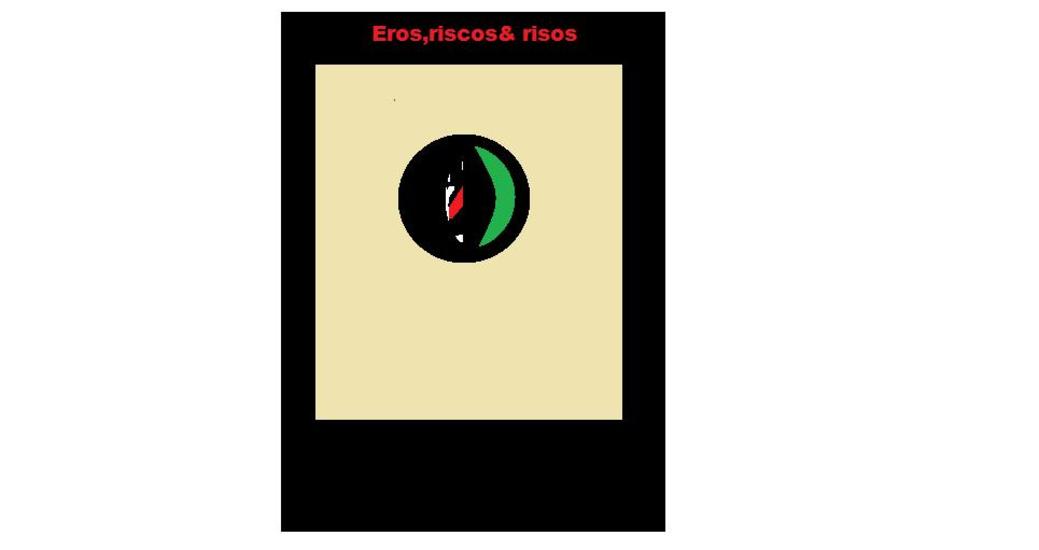 Eros riscos e risos - cover